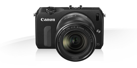 The Canon EOS-M suddenly becomes much more attractive as a potential secondary compact or backup picture box with RAW still image shooting capabilities…(…@ less than or around half price)