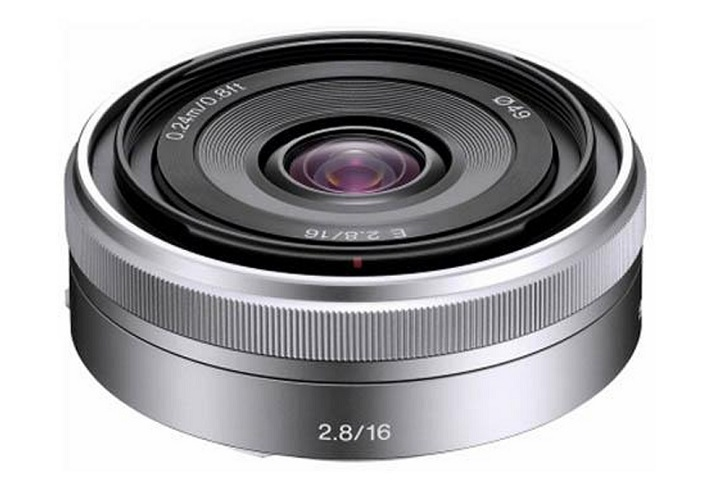 Is it worth getting the NEX 16mm f2.8 prime lens for your Sony NEX camera?