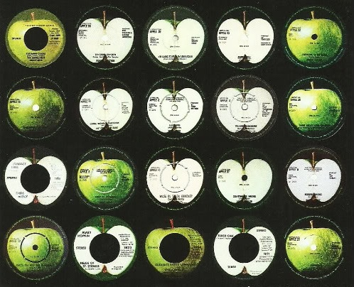 Apple Now Own The Logo To Beatles Recordshow Do You Like Thems Apples